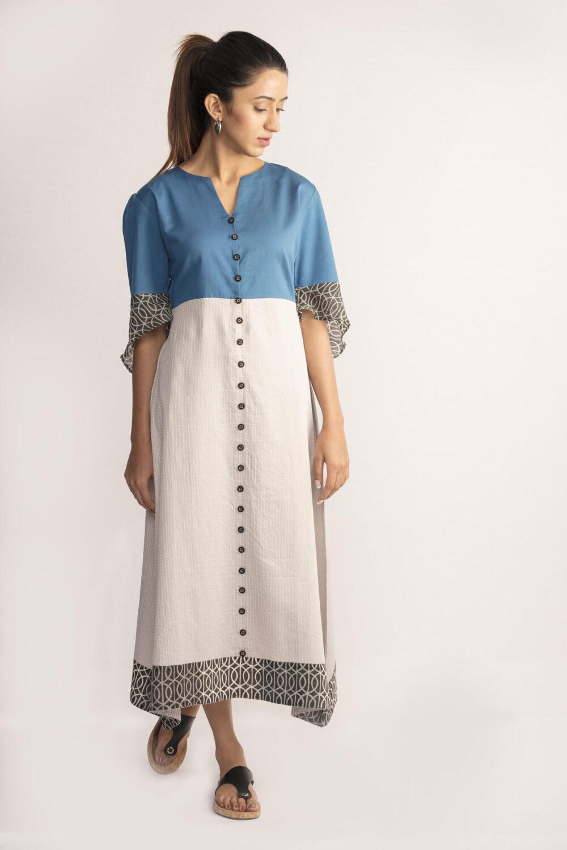 Midi Dress By TAMASQ